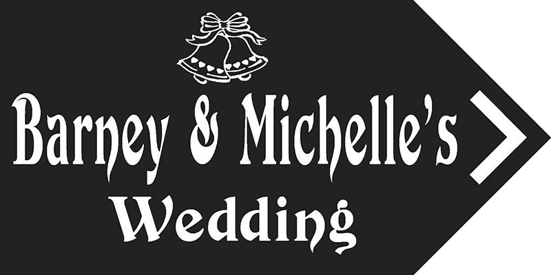 WeddingSign